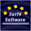 Awarded 5 stars on Surf 4 Software